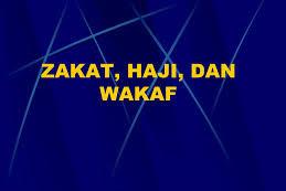 Jawaban Evaluasi Bab 8 PAI Kelas 10 Halaman 139 (Hikmah Ibadah Haji, Zakat, dan Wakaf)