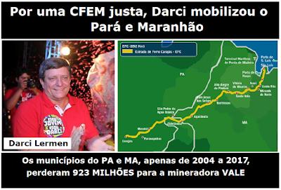 Resultado de imagem para darci lermen em brasilia no congresso