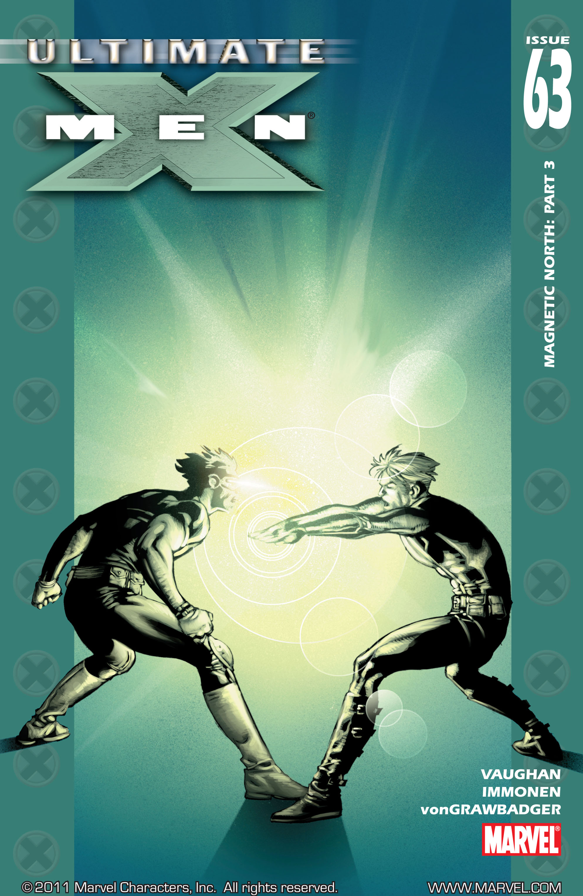 Read online Ultimate X-Men comic -  Issue #63 - 1