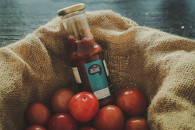 Go back to eating ketchup without any fear of chemicals, preservatives, or additives. I Say Organic introduces the cleanest and purest ketchup. Stock up for summertime grilling, picnics and parties!