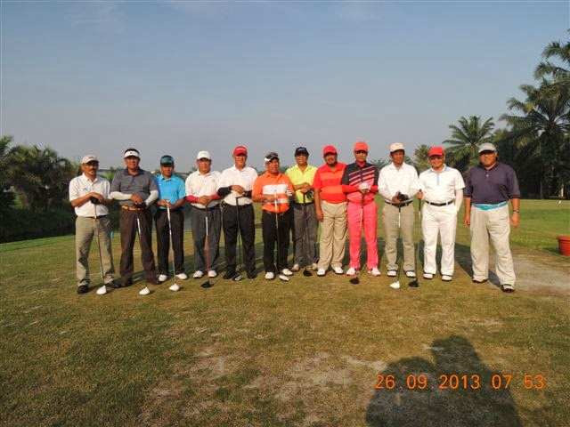 Graha Metropolitan Golf and Country Club, Medan, Sumatra, Indonesia