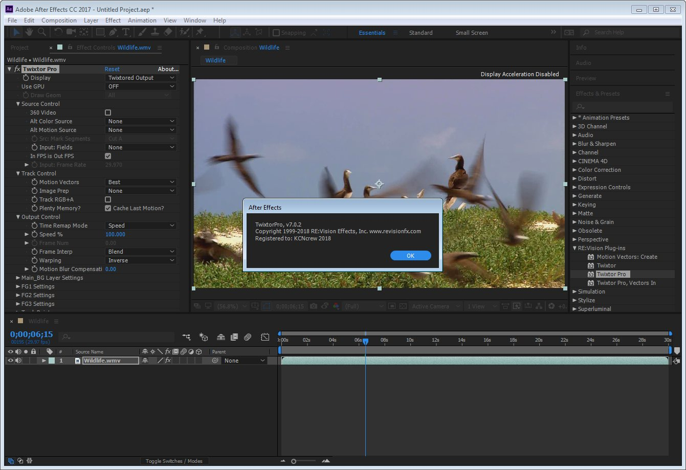 twixtor plugin for premiere pro free download