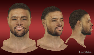 NBA 2K13 Tyson Chandler Cyberface Mod