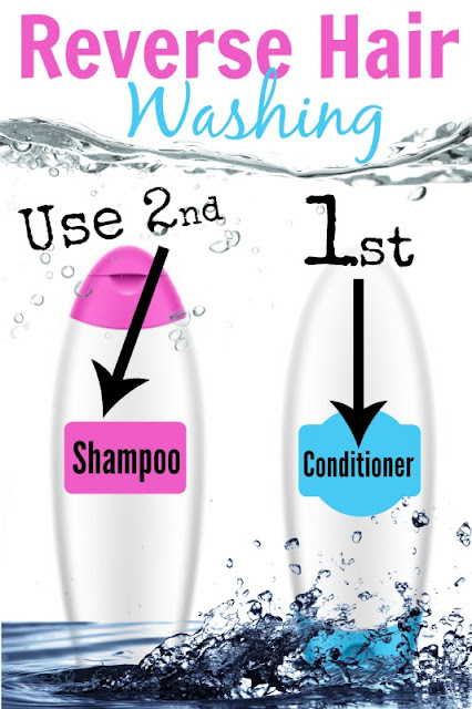 Reverse Hair Washing, by Barbie's Beauty Bits