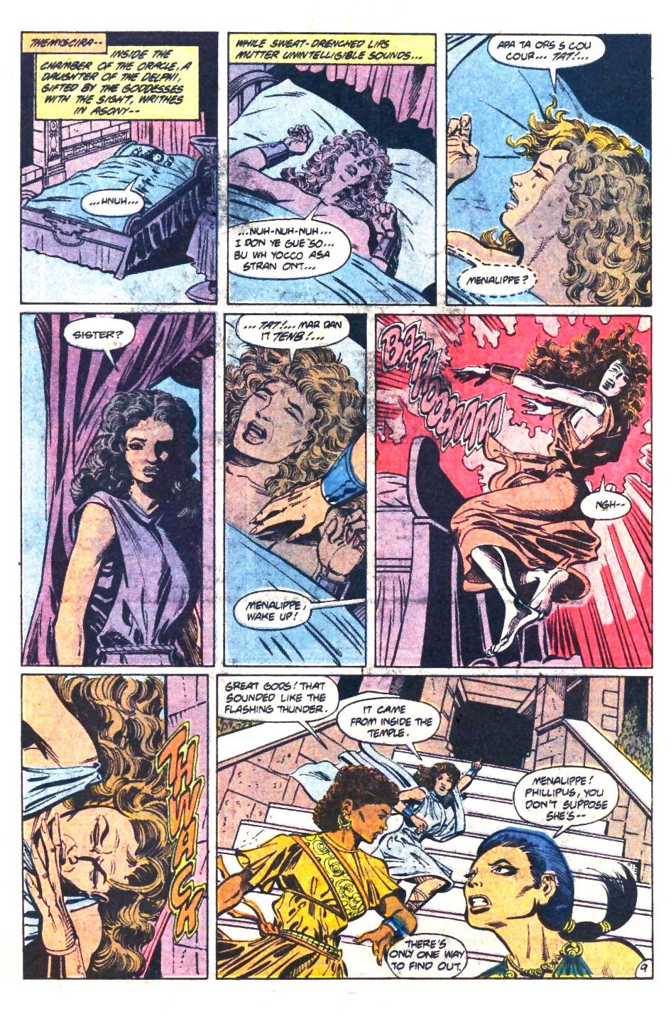 Read online Wonder Woman (1987) comic -  Issue #36 - 10