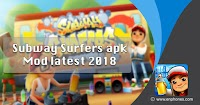 Download Subway Surfers apk Mod latest for android