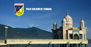 Masjid Apung, Palu Sulawesi Tengah