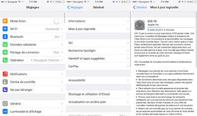تحميل iOS 10.3 للآيفون آيباد آيبود + الأجهزة المتوافقة مع التحديث