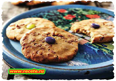 Chewy Coco Pops biscuits recipe