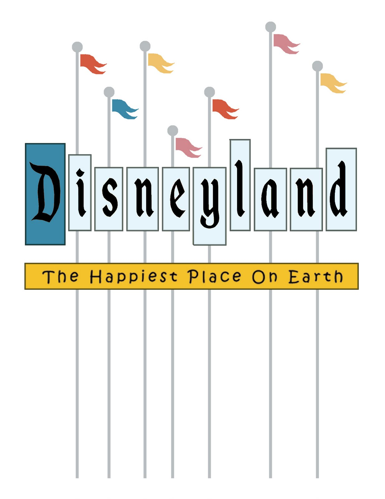 Disneyland California Re(P)ort: The Disneyland California ...