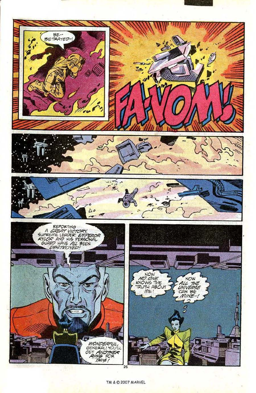 Read online Silver Surfer (1987) comic -  Issue #13 - 27