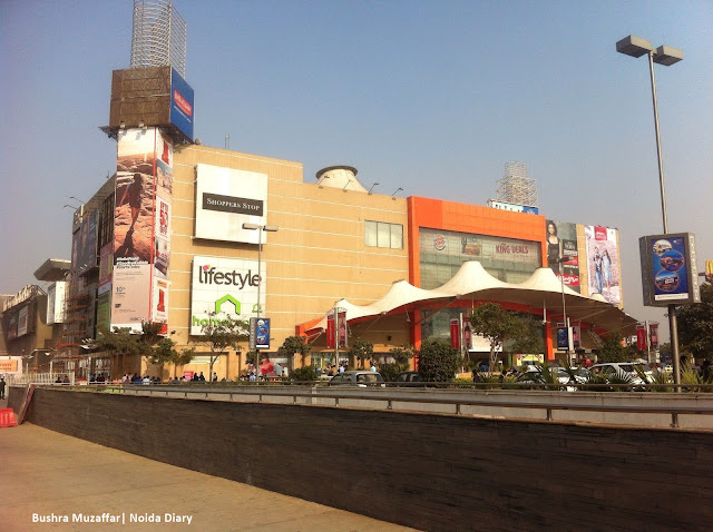 Noida Diary: The Great India Place Mall, Sector 38A, Noida