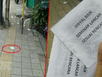Kertas Bergambar Palu Arit Berserakan di Dekat Kantor Polisi, Danrem: Itu Pengecut!