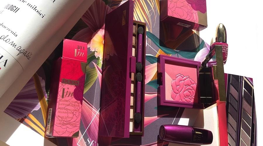 e93513accaa48 EFEKT MAKIJAŻU  Zapewnia głęboki i nasycony kolor. ODCIENIE  2 kompozycje  kolorystyczne  009 Rose Garden – delikatny makijaż nude oraz 010 Autumn  Garden