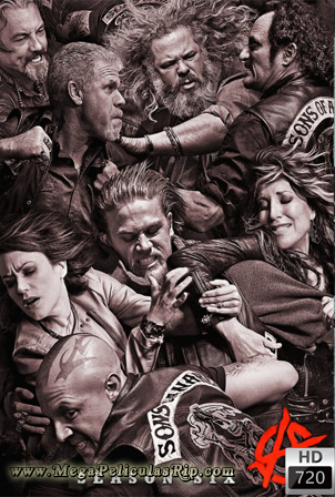 Sons of Anarchy Temporada 6 [720p] [Latino] [MEGA]