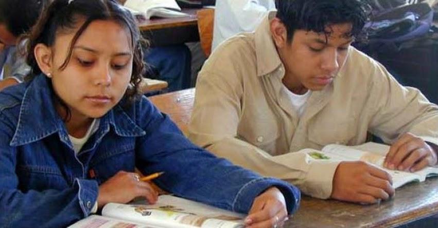 No seguir descuidando la educación de jóvenes y adultos (Hugo Diaz)