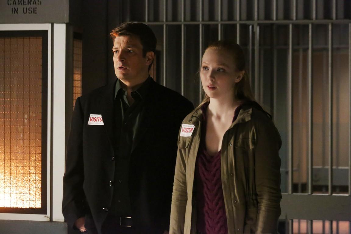 Castle - Season 6 Episode 07: Like Father, Like Daughter