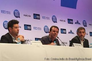 Prefeito do Rio culpa Comitê Rio 2016 por falhas na Vila Olímpica.