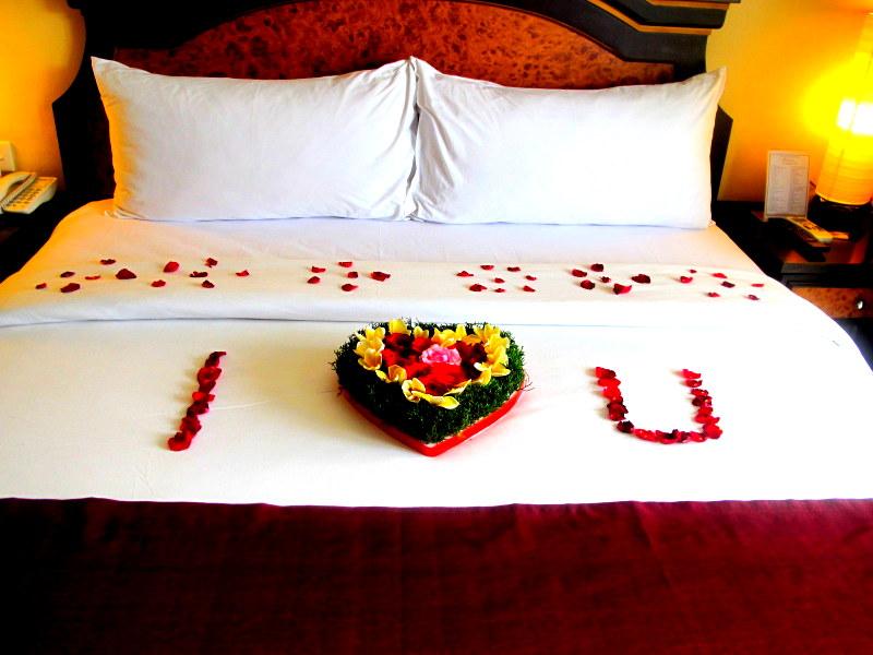 Honeymoon welcome @ Bali Kuta Resort