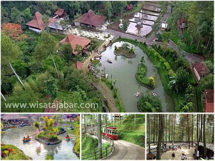 Lokasi Fasilitas Tarif Wahana Dan Kontak Dago Dream Park