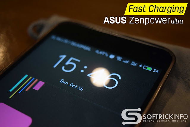 Fast Charging ASUS ZenPower Ultra
