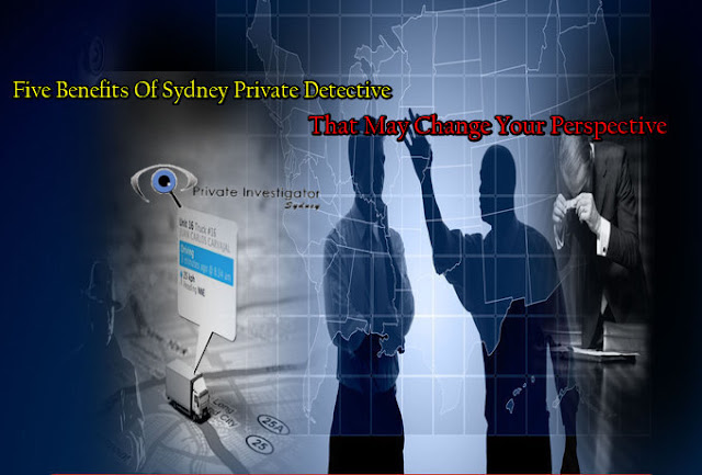 Sydney private detective