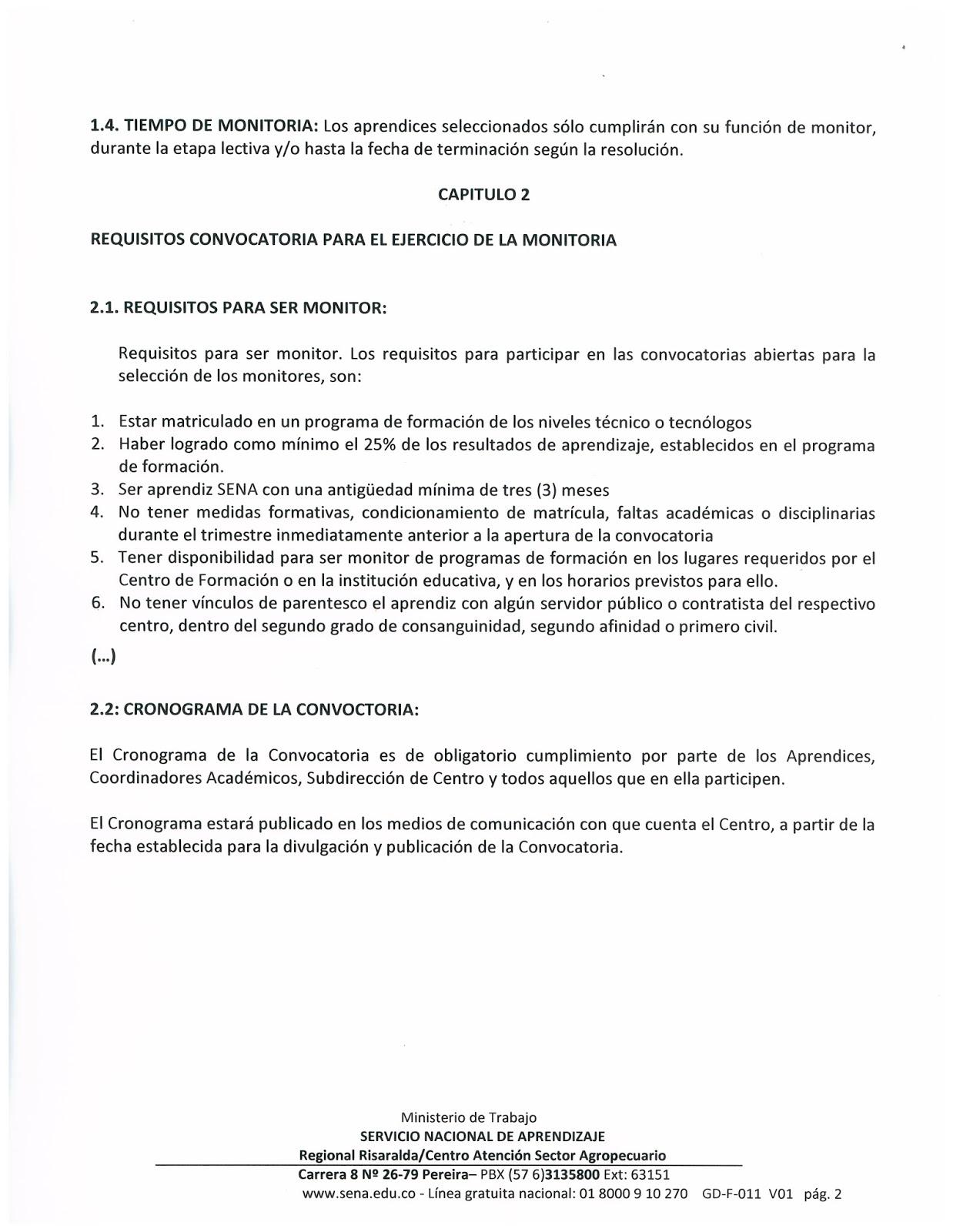 Centro de Atención al Sector Agropecuario: 2016