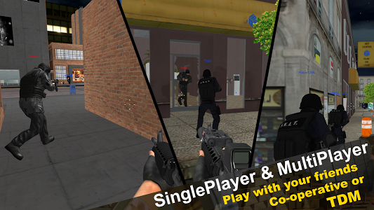 Download Justice Rivals 2 MOD APK Cops Robbers