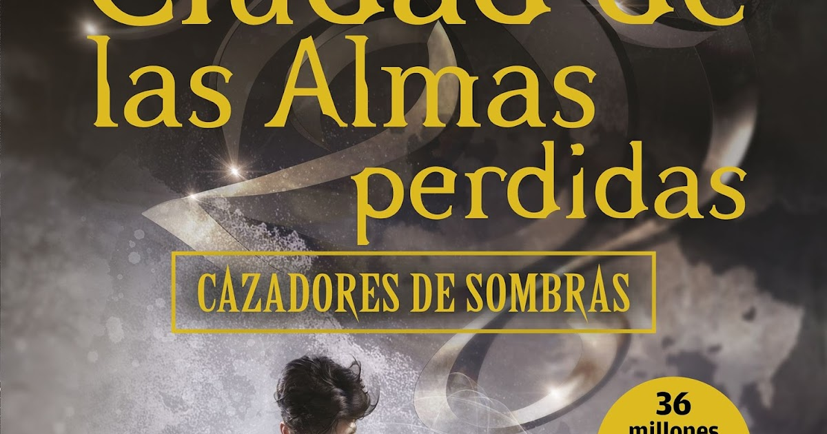 Libros gratis en español PDF: Ciudad de las almas perdidas