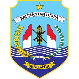 Logo Kabupaten Kota di Provinsi Kalimantan Utara