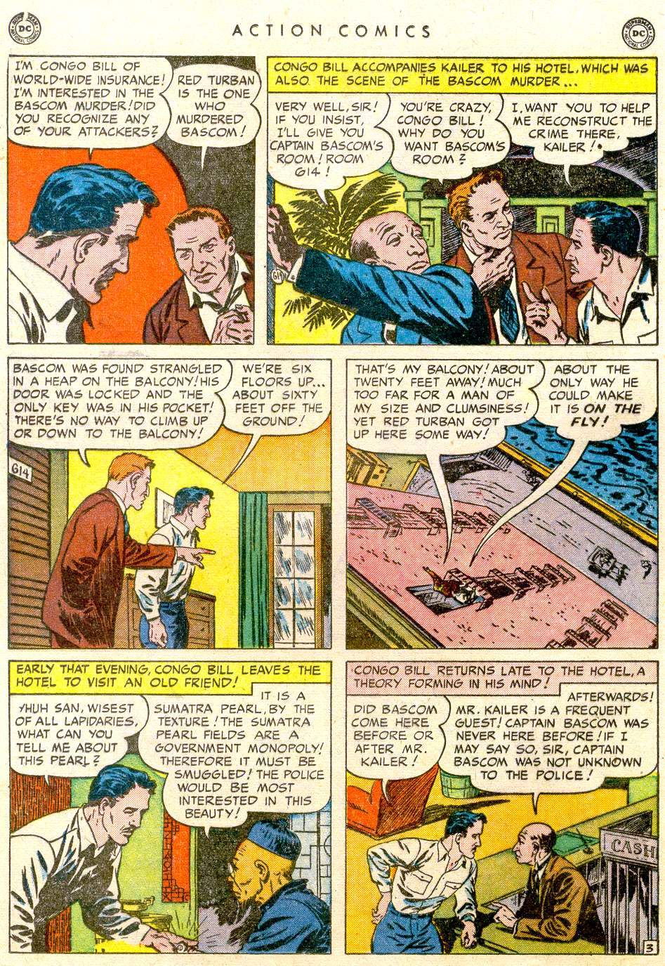 Action Comics (1938) 143 Page 23