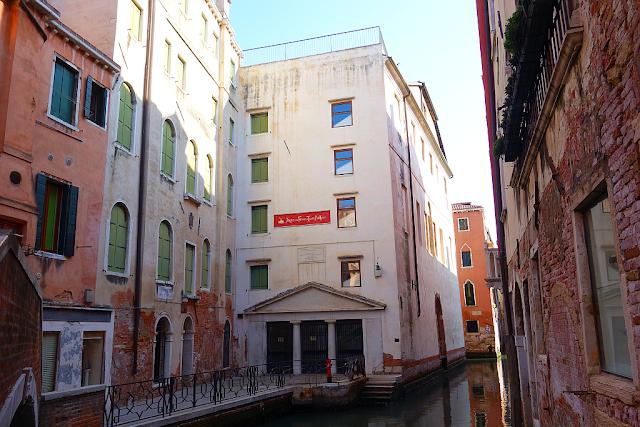 Kde je v Benátkách dům Marca Pola?