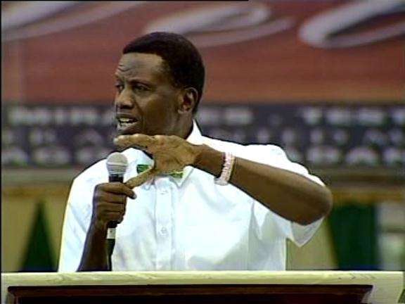 If You Get Your Wife Via Facebook, You Will Lose Her Via YouTube - Pastor E.A Adeboye