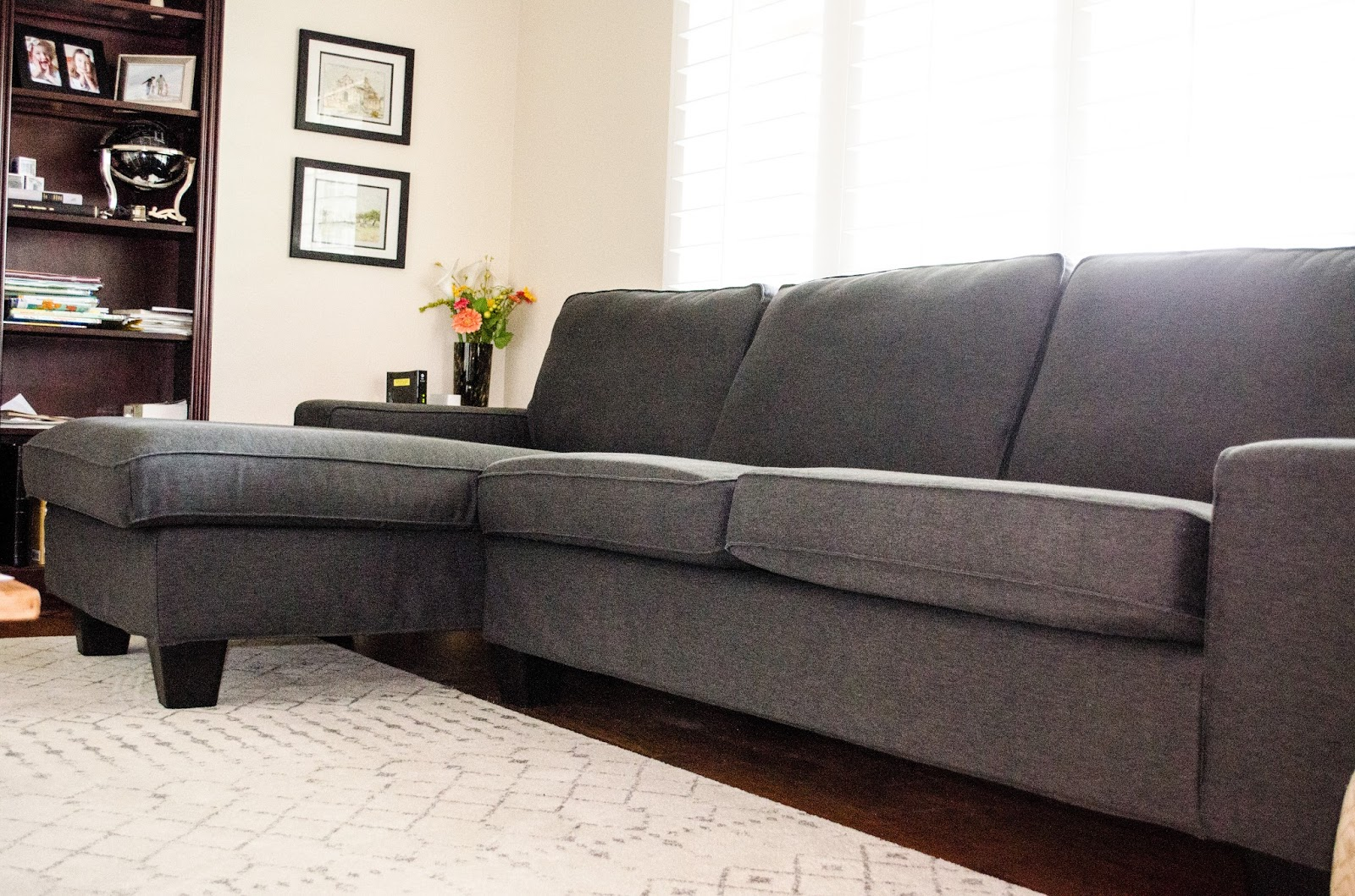 Delightful Snugglebug University The Day My Couch Grew Up An Ikea Kivik  Hack . Raise Sofa