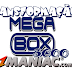 Megabox3000 Transformado em Phantom Bios v1.047 SKS 58W ON