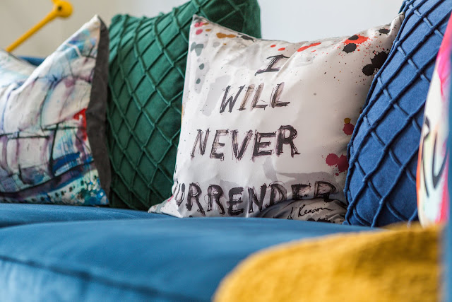 interior styling with Luxury cushion and Age of Reasons Studio