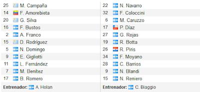 Independiente vs San Lorenzo en VIVO