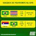Poupatempo terá expediente parcial nos dias de jogos do Brasil na Copa do Mundo