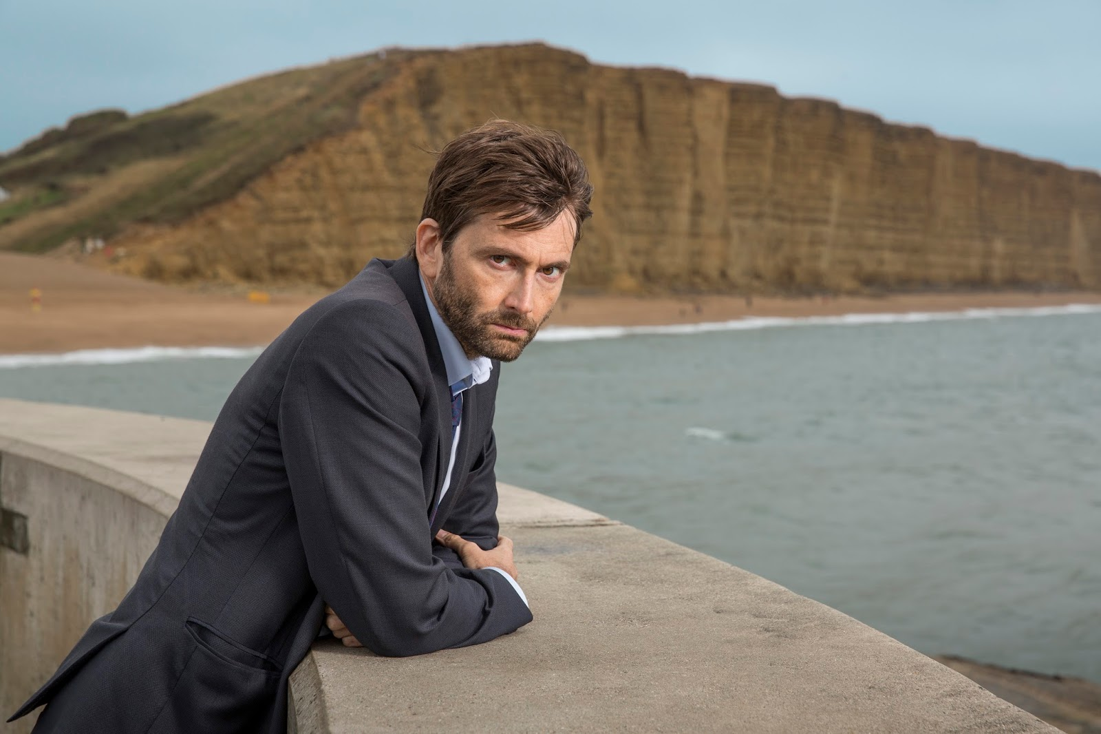 David Tennant - Broadchurch Series Three