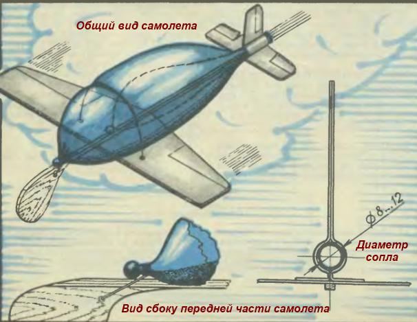 Хороший самолет на реактивной тяге