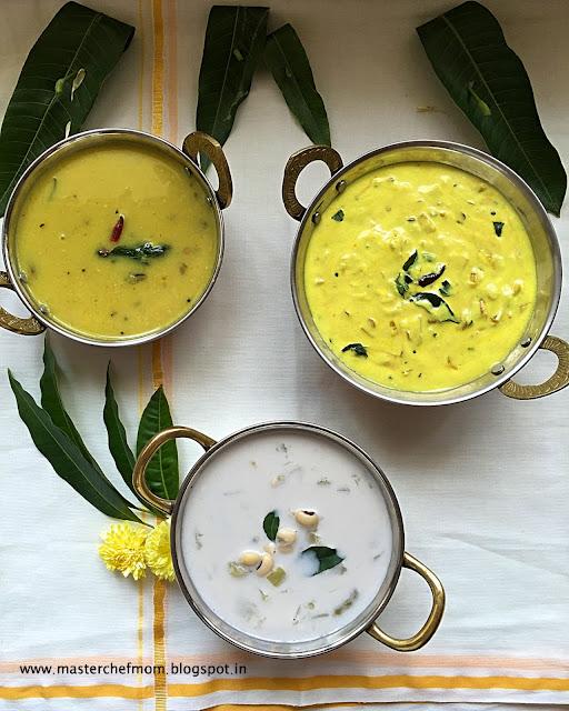 Parippu Curry | Kerala Style Dal Fry