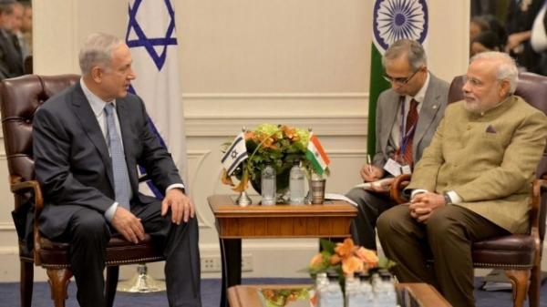 تعاون هندى إسرائيلى يخص عملية التسليح لمصلحة الهند