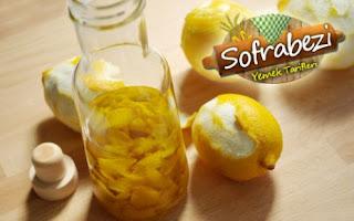Limon Yagi Nasil Yapilir?