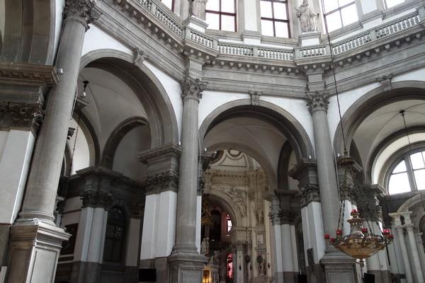 venise italie dorsoduro basilica santa maria salute