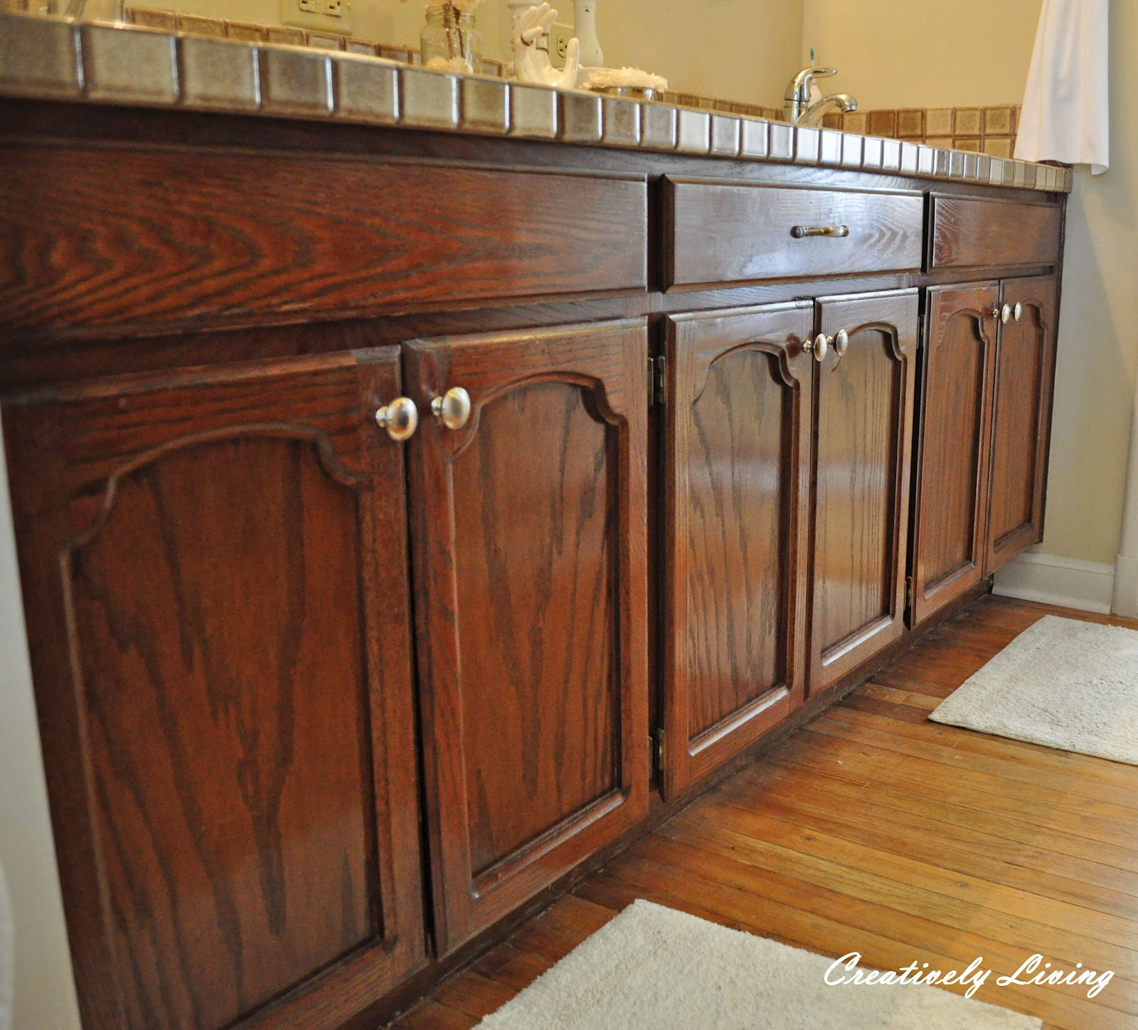 Refinishing Kitchen Cabinets Diy: Featured Projects From The Sunday Showcase Party