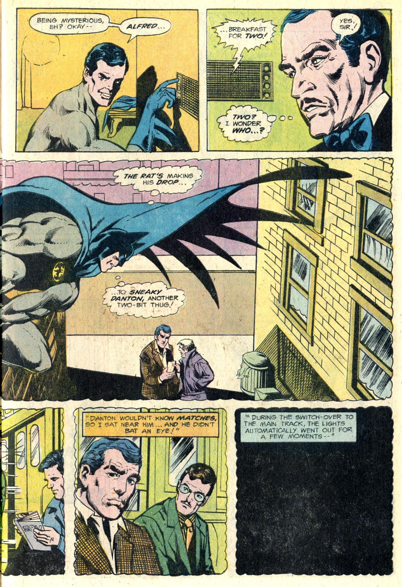 Detective Comics (1937) 467 Page 5