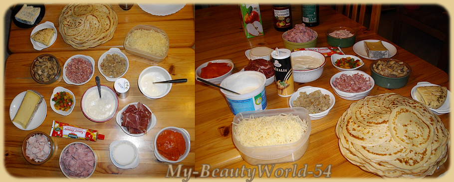 Very beautyfolle tag 8 foodez moi - Crepe party tefal recette ...