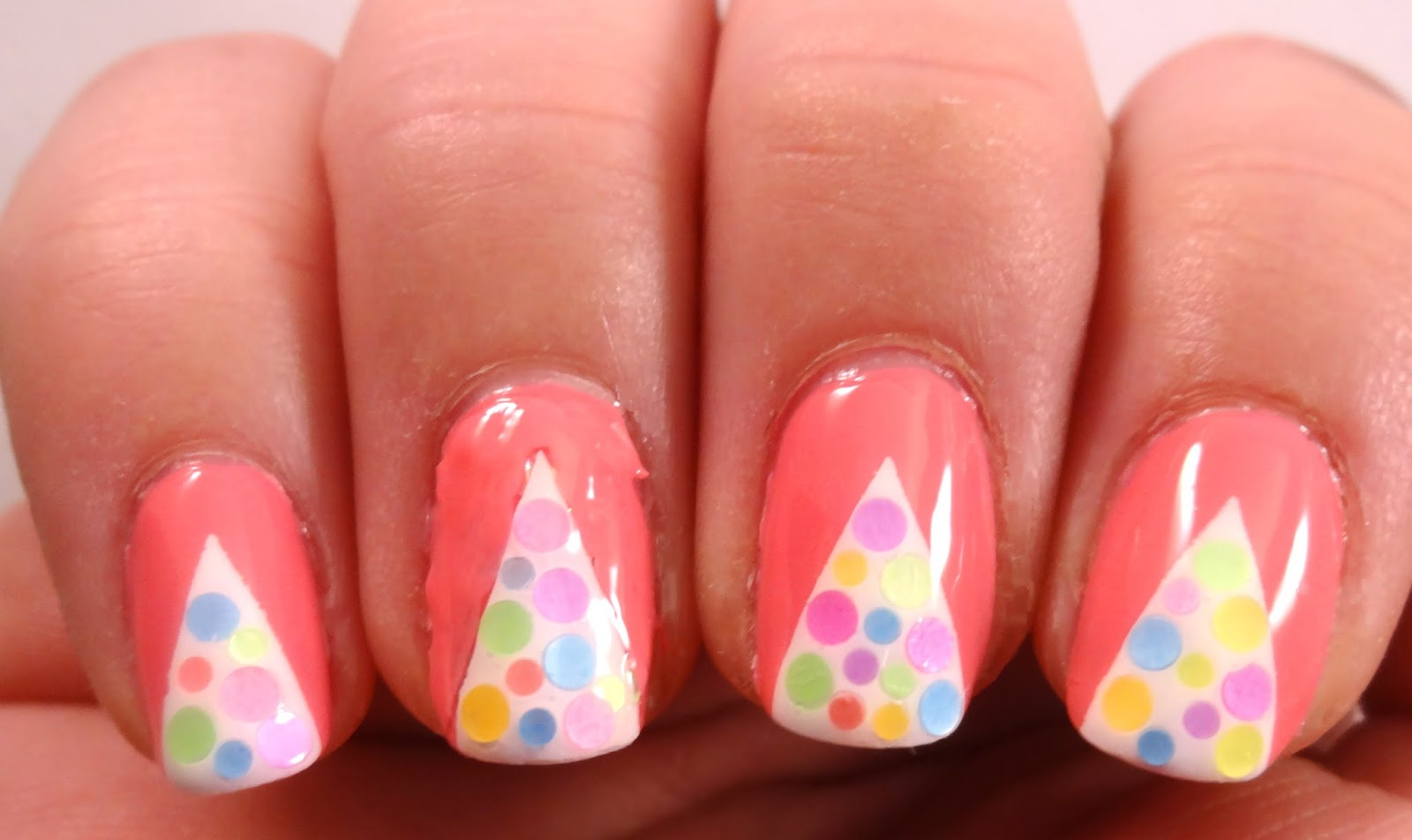 Confetti Tree Nails