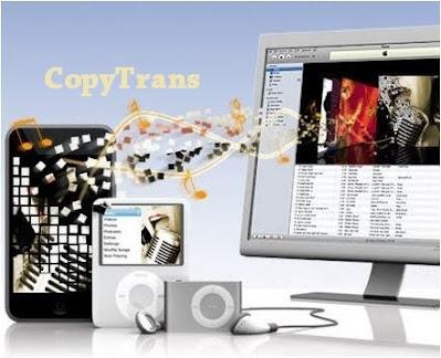 مدير, أجهزة, آبل, ايفون, وايباد, وايبود, وبديل, الآيتونز, القوى, CopyTrans, اخر, اصدار