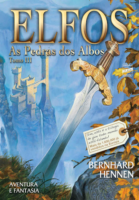 As Pedras dos Albos - Tomo 3 (Elfos) Bernhard Hennen